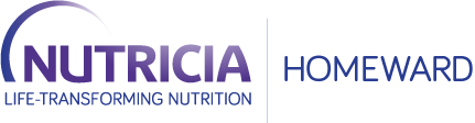 Nutricia Homeward Logo 2019