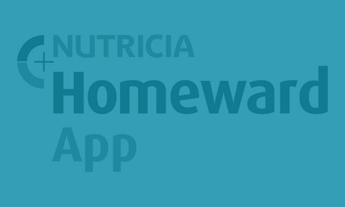 Nutricia Homeward App